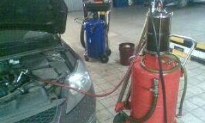 Как выполняется замена масла в АКПП Форд Фокус 2