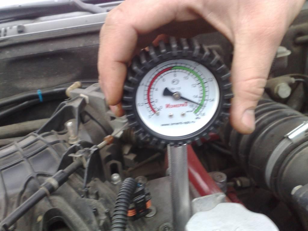 Восстановление компрессии двигателя