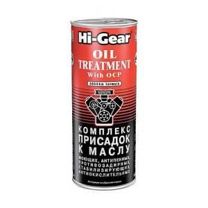 Присадки для  маслосъемных колец Hi-Gear