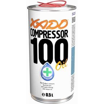 Компрессорное масло Хадо