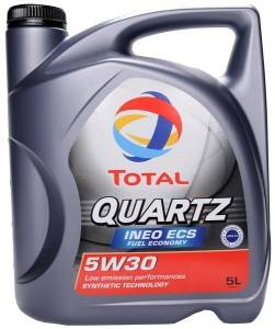 Total Quartz Ineo 5w30