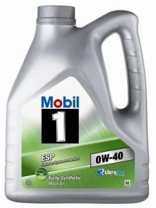 Синтетическое масло Мобил