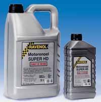 Моторное масло RAVENOL