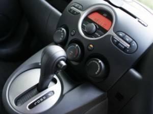 Коробка передач в машине