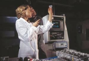 Обследование в лаборатории