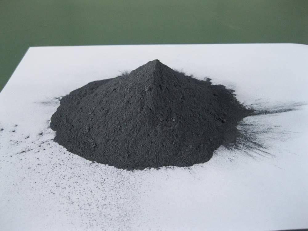 Природный минерал - дисульфид молибдена