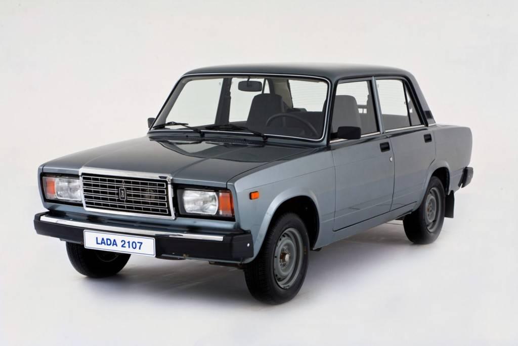 Любимейшая отечественная модель ВАЗа