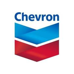 Логотип компании Шеврон