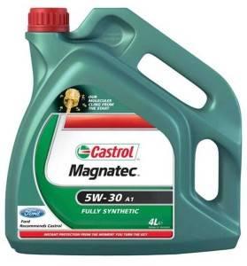 Автомобильное масло Сastrol Magnatec 5w-30