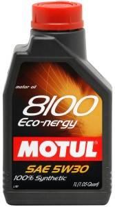 Мотюль 8100 Eco-nergy 5w30