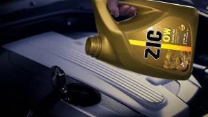 Заливка масла ZIC