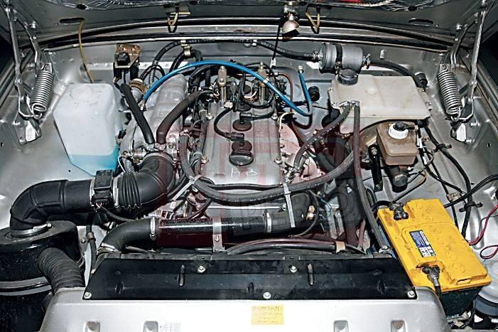 Мотор - сердце автомобиля