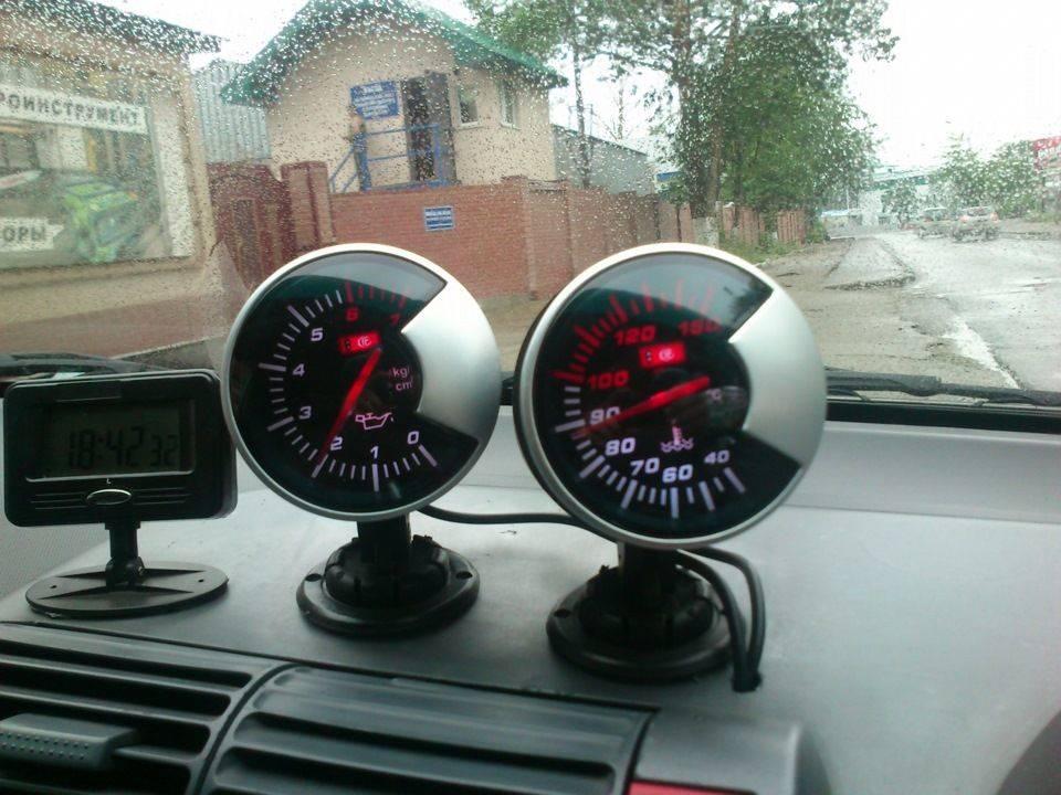 Датчик давления - полезный показатель, позволяющий вовремя заметить проблему с мотором
