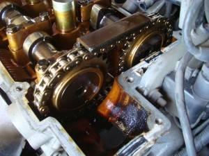 Демонстрация состояния мотора