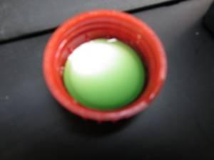 УФ-свечение моторного масла