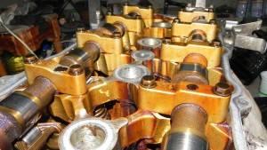 Состояние двигателя после использования моторного масла