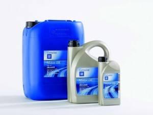 Моторное масло GM