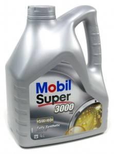 Моторное масло Мобил
