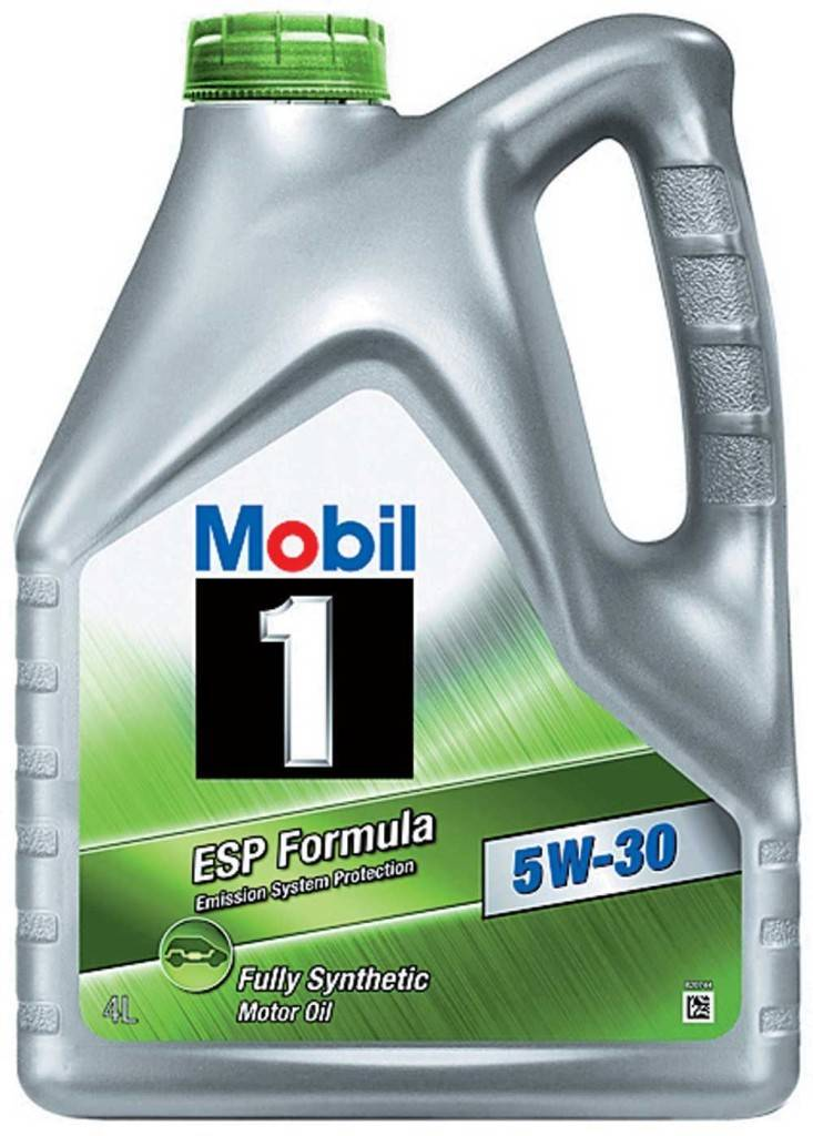Мобил - популярная марка моторной смазки