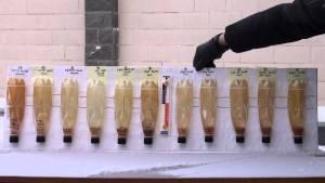 Тест моторного масла в минусовых температурах