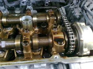 Демонстрация состояния двигателя