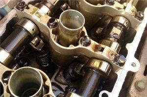 Качественная смазка мотора обеспечит долголетие автомобилю