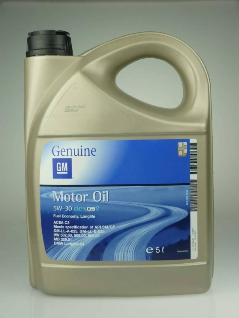 Рекомендованное многими производителями авто моторное масло