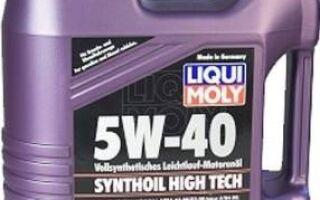 Масло 5w40 и 5w30: характеристики
