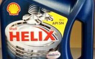 Особенности масла Шел Хеликс 5в40