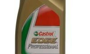 Масло Castrol Edge Professional 5W30