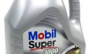 Характеристики масла Мобил 5W40