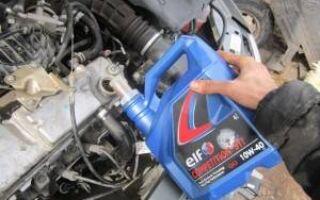 Какое масло лучше лить в двигатель ваз 2114?