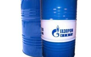 Характеристика масел компании «Газпромнефть»