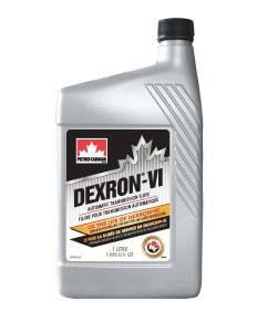 Новое поколение жидкости для АТ Dexron 6
