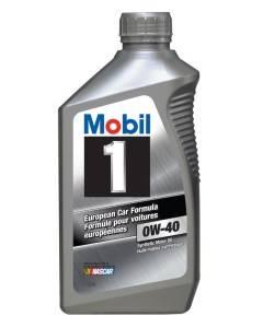 Преимущества моторного масла Mobil 1 0W40